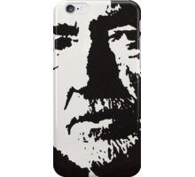 Willie Nelson looking good iPhone Case/Skin