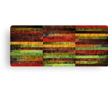 Forty Five Stripes Canvas Print