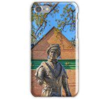 Sequoya and Alphabet  iPhone Case/Skin