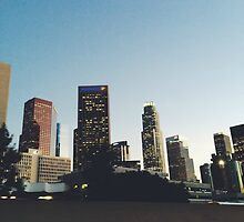 los angeles by lolidk
