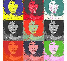 this is Jim Morrison Photographic Print