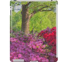 Azalea Spring iPad Case/Skin