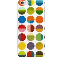 Forty Nine Circles iPhone Case/Skin