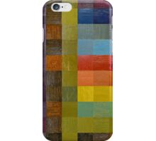 Collage Color Study Sketch iPhone Case/Skin