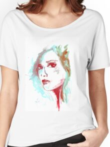 Lady Mint Women's Relaxed Fit T-Shirt