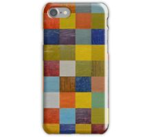 Color Collage 108 iPhone Case/Skin