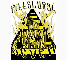 Pittsburgh Seven Walk of Flame Unisex T-Shirt