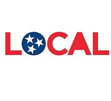Tennessee Local Sticker by Weston Miller