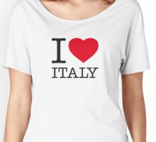 I ♥ ITALY Women's Relaxed Fit T-Shirt