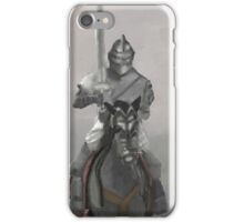 Medieval Knight iPhone Case/Skin