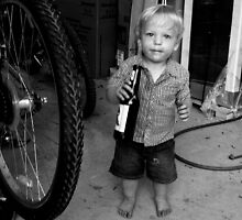 Cool As They Come, Jack by Coriander Sievers