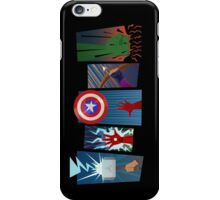 The Power of A. iPhone Case/Skin