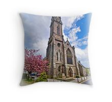 St Marys Cathedral Throw Pillow