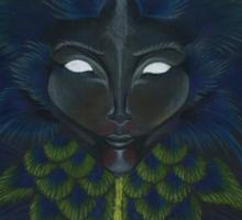 Brazil- Queen of carnival Sticker