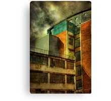 Merchant City (3) Canvas Print