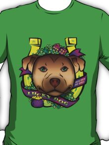 Lucky Dog T-Shirt