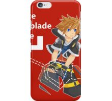 KH: Choose Your Keyblade iPhone Case/Skin