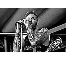 Alan Day from Four Year Strong  Photographic Print
