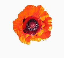 "Spectacular Poppy (Papaver Orientale ""Allegro"") Unisex T-Shirt"