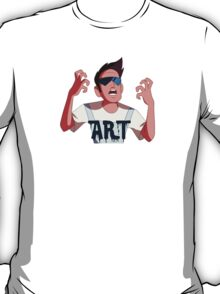 Buck Dewey the Artist T-Shirt