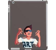 Buck Dewey the Artist iPad Case/Skin