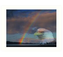 My Pot Of Gold At The End Of The Rainbow Art Print