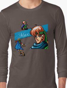 Shining Force - Max Long Sleeve T-Shirt