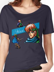Shining Force - Max Women's Relaxed Fit T-Shirt