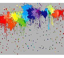 Color Sketch Photographic Print