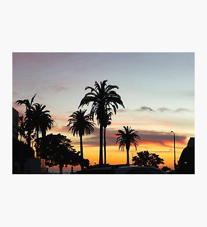 Santa Monica Photographic Print