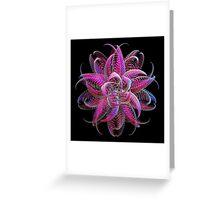 Pink Fern Greeting Card
