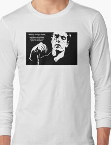Ian Curtis Long Sleeve T-Shirt