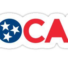 Tennessee Local Sticker Sticker