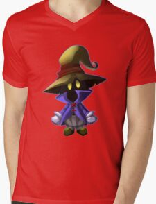 Vivi- The Black Mage Mens V-Neck T-Shirt