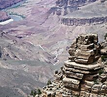 Rocks of Grand Canyon by LudaNayvelt