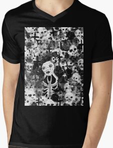 Swallowed By Voices Mens V-Neck T-Shirt