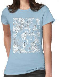 Swallowed By Voices Womens Fitted T-Shirt