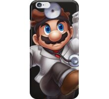 Dr. Mario iPhone Case/Skin