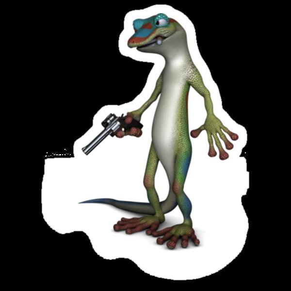 Gecko Slinger by shikijiyu