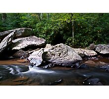 Glade Creek Photographic Print
