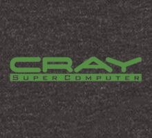 Cray Super Computer by SygmaZero