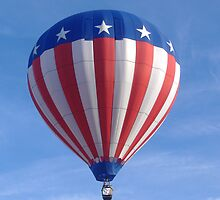 Hot Air Balloon by Sherry Seely
