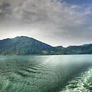 Leaving Koh Chang..  by Murray Newham