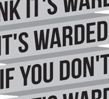League of legends Ward Quote Sticker