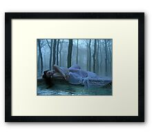 I Am Your Mind Framed Print