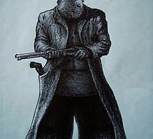 Ned Kelly by Cyeclops
