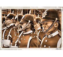 On Parade Photographic Print