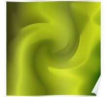 Abstract Swirl 3 Poster