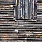 The Barn Window by Kalena Chappell