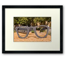 Big Frames Framed Print